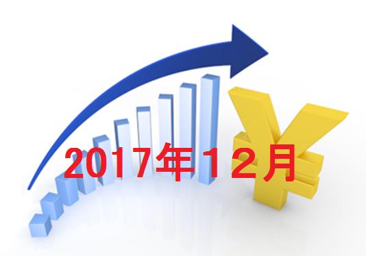 ソーシャルレンディング投資2017年12月結果